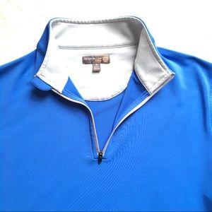 Peter Milllar e4 Golf 1/4 Zip Pullover